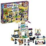 レゴ(LEGO) フレンズ ハートレイクの乗馬クラブ 41367 ブロック おもちゃ 女の子