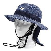 【QUIKSILVER クイックシルバー】 メンズ/サーフハット AMPHIBIAN UV HAT 【QSA181751 NVY F】