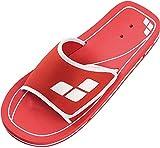 (アリーナ)ARENA 水泳 サンダル プールサイド ビーサン O(日本サイズXL相当) レッド (国内正規品)