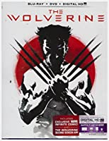 Wolverine (Blu-ray/dvd,2013, 2-disc Set, Includes Digital Copy) NEW