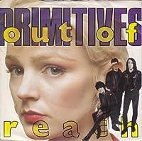 Out of reach (1988) / Vinyl single [Vinyl-Single 7'']