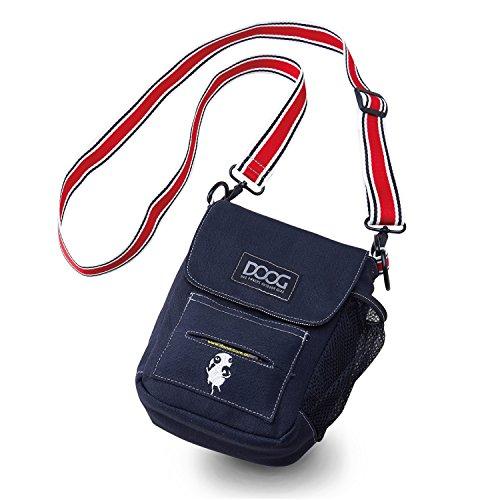 DOOG Walkie Bag (ブラック) お散歩 おしゃれバッグ ショルダー 肩掛け 散歩 バッグ エチケット袋 ...
