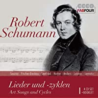 Robert Schumann Art and Songs Cycles by Robert Schumann (2010-10-25)