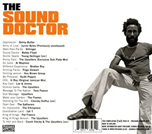 The Sound Doctor - Black Ark Singles and Dub Plates 1972 -1978 [輸入盤CD] (PSCD076)