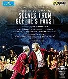 シューマン : 「ゲーテのファウスト」からの情景 (Robert Schumann : Scenes from Goethe's Faust / Daniel Barenboim | Staatskapelle Berlin) [Blu-ray] [Import] [日本語帯・解説付]