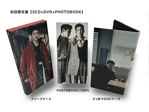【Amazon.co.jp限定】FINE COLLECTION ~Begin Again~(AL3枚組+DVD)(スマプラ対応)(初回生産限定盤)(チケット用クリアフォルダ付)