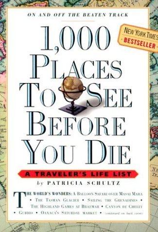 1,000 Places to See Before You Dieの詳細を見る