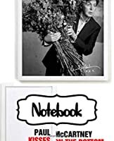 Notebook: Music 60s 70s The Beatles John Lennon Rock Fans. Notebooks Graph Paper Composition Notebook, Journal, Diary • One Subject • Girls Kids Elementary School Paper 7.5  x 9.25 Inches 110 Pages