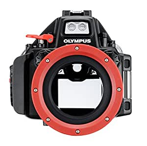 OLYMPUS ミラーレス一眼 OM-D E-M5 MarkII用 45m防水プロテクター PT-EP13