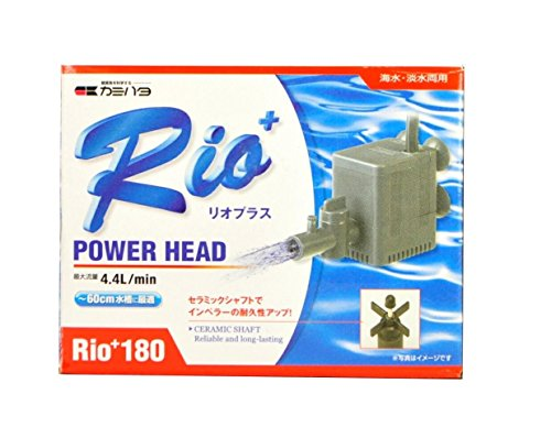 カミハタ Rio+180 (60Hz)