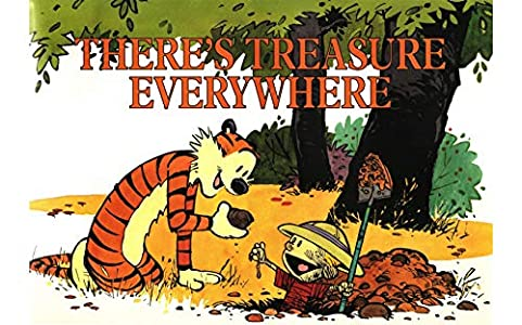 Hobbes: Collection Book 4 - FECE-5136 - Great Calvin Adventure And Hobbes Cartoon Comics Books -  For Kids, Boys , Girls , Fans , Adults (English Edition)