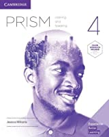 Prism Level 4 Student's Book with Online Workbook Listening and Speaking