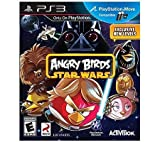 Best ACTIVISION PS3ゲーム - スターウォーズ Angry Birds アングリーバード Star Wars - PS3 Review