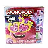 モノポリー ジュニア ドリームワークス トロールズ ワールドツアーエディション ボードゲーム 対象年齢5歳以上
