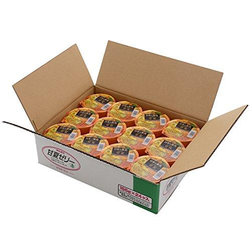 【九州旬食館】 日本の果実 熊本県産 甘夏 ゼリー 155g× 24個 詰め合わせ セット