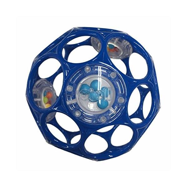 Oball オーボール ラトル ブルー (811...の商品画像