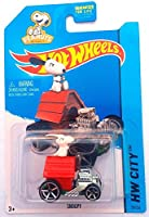 Snoopy with Dog House Car