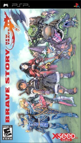 Brave Story: New Traveler / Game by Xseed Games [並行輸入品]