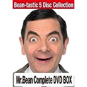 Mr.ビーン コンプリートDVD-BOX