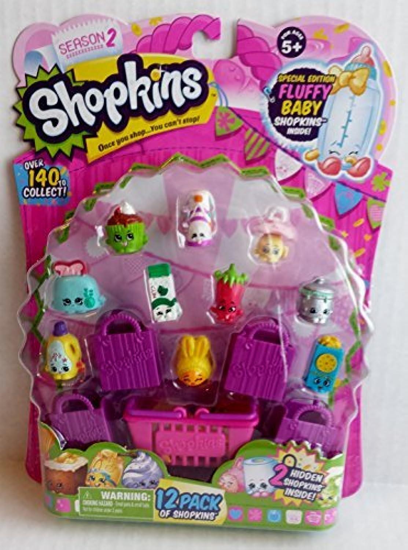 Shopkins Season 2 (12 Pack) Set 15 [並行輸入品]