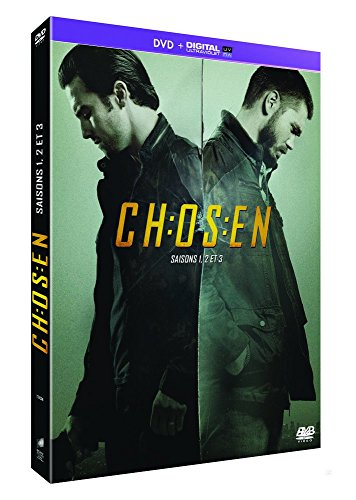 Chosen - Saison 1, 2 & 3 [DVD + Copie digitale]