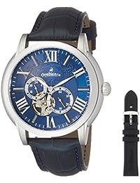 [オロビアンコ タイムオラ]Orobianco TIME-ORA 腕時計 ロマンティコ ブランド公式PUバンドノベルティ付き OR-0035-5PU 【正規輸入品】