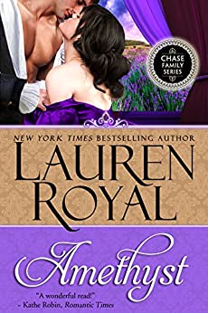 [Royal, Lauren]のAmethyst (Chase Family Series Book 1) (English Edition)