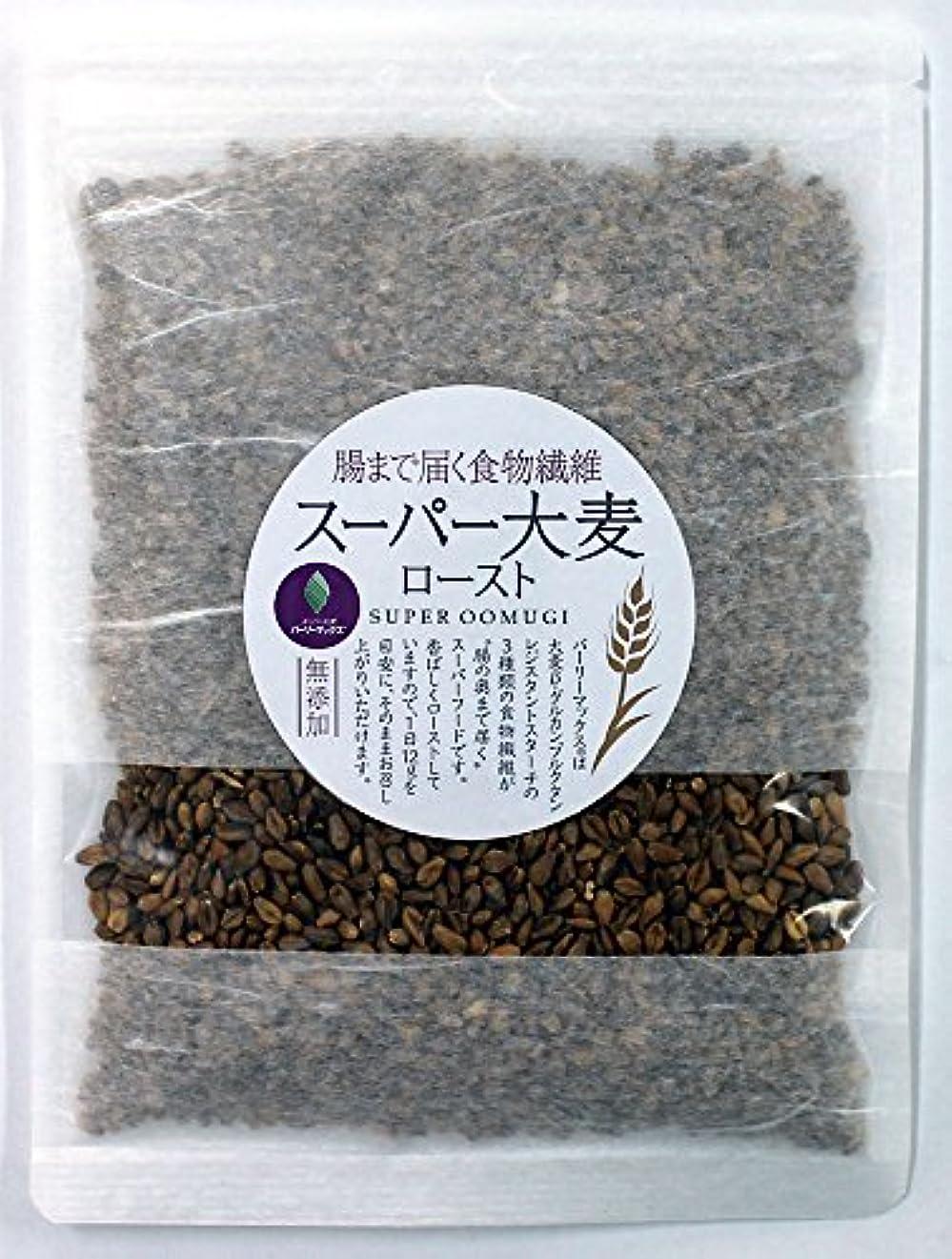 ロッドパネルジェムスーパー大麦 ロースト バーリーマックス 100g そのまま食べる スーパーフード バーリマックス