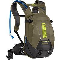 CamelBak Skyline Low Rider 10 Bike 3L Backpacks, Burnt Olive/Lime Punch, One Size