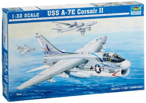 1/32 米海軍 USS A-7E コルセアII 攻撃機
