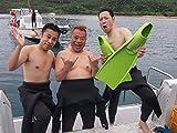 東野・岡村の旅猿9 プライベートでごめんなさい… 沖縄・石垣島 スキューバダイビングの旅 ワクワク編 プレミアム完全版 [DVD] 画像