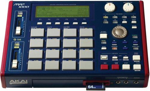 サンプリングマシン AKAI MPC1000
