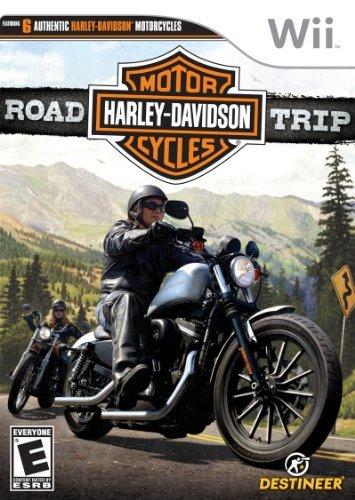 Harley Davidson Road Trip - Nintendo Wii by Destineer [並行輸入品]
