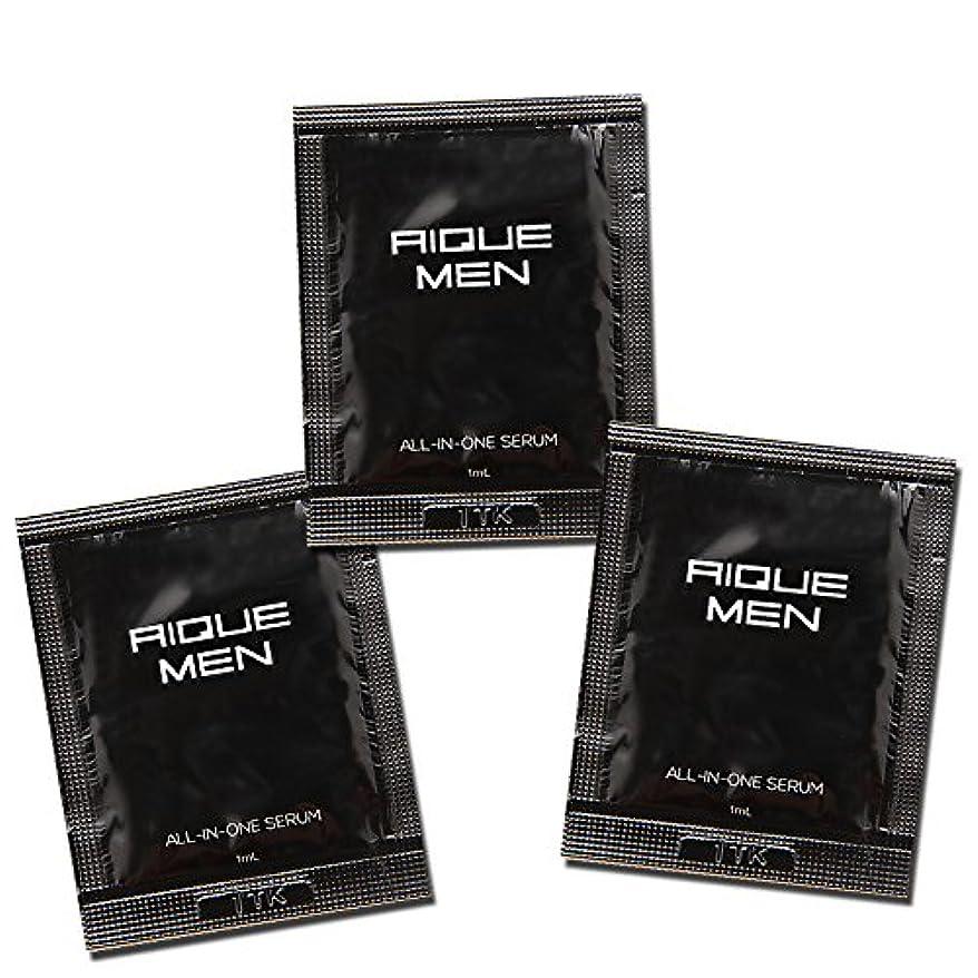 リーガン大いに高さアイークメン オールインワンセラム お試し 1mLx3包 無香料 メンズ 化粧水 エイジングケア