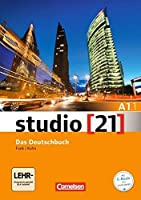 Studio 21 in Teilbanden: Deutschbuch A1.1 MIT DVD-Rom (German Edition) by Unknown(2013-04-01)