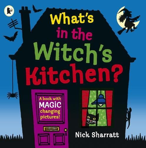 What's in the Witch's Kitchen?...