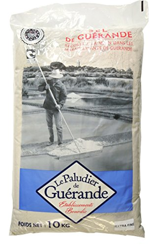 ゲランドの塩《微粒》(10kg)