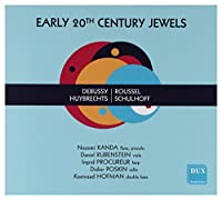 Early 20th Century Jewels-flute Chamber Works: 神田望美(Fl) Procureur(Hp) Poskin(Vc) Etc