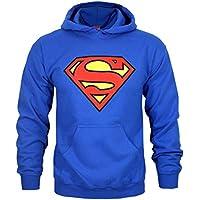 Vanilla Underground DC Comics Justice League Superhero Crest Hoodie