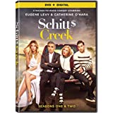 Schitt's Creek: Seasons 1 & 2 [DVD + Digital]