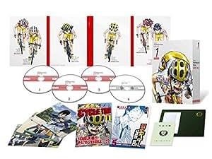 弱虫ペダル GLORY LINE DVD BOX Vol.1(初回生産限定版)(イベントチケット優先販売申込券付き)