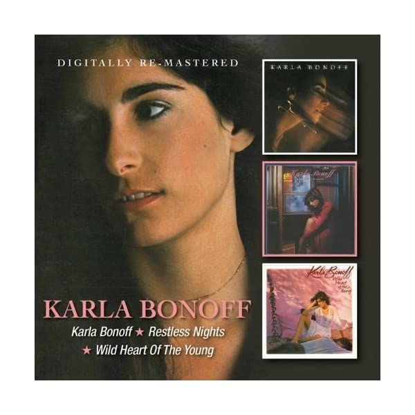 Karla Bonoff/Restless Ni...の商品画像
