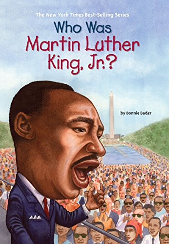 Who Was Martin Luther King, Jr.? (Who Was?)の詳細を見る