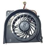AMSAMOTION® ノートパソコンCPU冷却ファン 適用する 富士通 FMV-BIBLO NF/G70 G60 G50 G40 G30 D75 D70 E75 E70 E50 E40 E30 AH520/2A AH520/2B 修理交換用