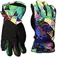 オーバーメイヤー Obermeyer Kids Glove Fractal Floral Cornice Gloves (Big Kids) [並行輸入品]