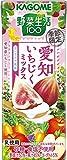 ★【さらにクーポンで30%OFF】カゴメ 野菜生活100 愛知いちじくミックスヨーグルト風味 195ml×24本が特価!