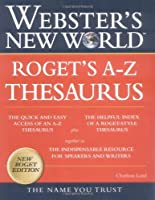 Webster's New World Thesaurus by Charlton Laird The Editors of the Webster's New World Dictionaries(1999-06-15)