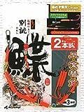 Marufuji(マルフジ) E-112 別誂カレイ早業替針 12号2本針
