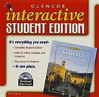 Galería de arte y vida, Interactive Student Edition CD-ROM (SPANISH LEVEL 4)
