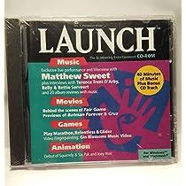 Launch 1 / CD Rom Hybrid